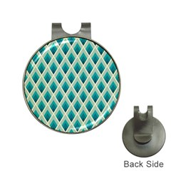 Artdecoteal Hat Clips With Golf Markers