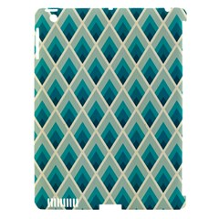 Artdecoteal Apple Ipad 3/4 Hardshell Case (compatible With Smart Cover)