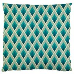 Artdecoteal Large Flano Cushion Case (one Side)