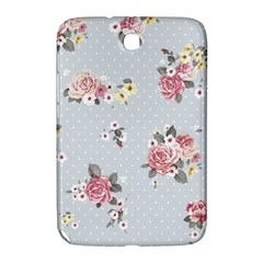 Floral Blue Samsung Galaxy Note 8 0 N5100 Hardshell Case