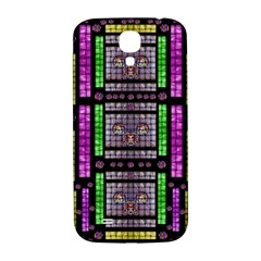 This Is A Cartoon Circle Mouse Samsung Galaxy S4 I9500/i9505  Hardshell Back Case