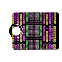 This Is A Cartoon Circle Mouse Kindle Fire Hd (2013) Flip 360 Case