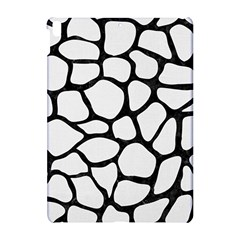 Skin1 Black Marble & White Linen (r) Apple Ipad Pro 10 5   Hardshell Case
