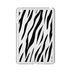 Skin3 Black Marble & White Linen Ipad Mini 2 Enamel Coated Cases