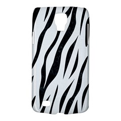 Skin3 Black Marble & White Linen Galaxy S4 Active