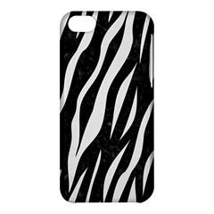 Skin3 Black Marble & White Linen (r) Apple Iphone 5c Hardshell Case