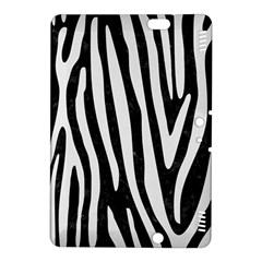 Skin4 Black Marble & White Linen Kindle Fire Hdx 8 9  Hardshell Case