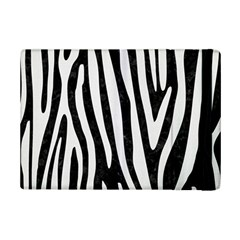 Skin4 Black Marble & White Linen Ipad Mini 2 Flip Cases