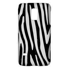 Skin4 Black Marble & White Linen Galaxy S5 Mini