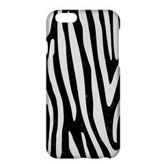 Skin4 Black Marble & White Linen Apple Iphone 6 Plus/6s Plus Hardshell Case
