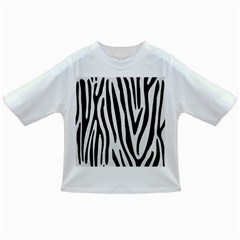 Skin4 Black Marble & White Linen (r) Infant/toddler T Shirts