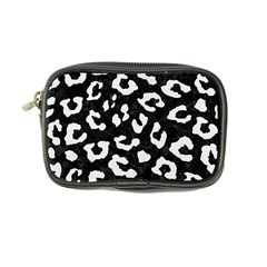 Skin5 Black Marble & White Linen Coin Purse