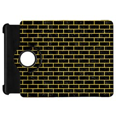 Brick1 Black Marble & Yellow Colored Pencil (r) Kindle Fire Hd 7