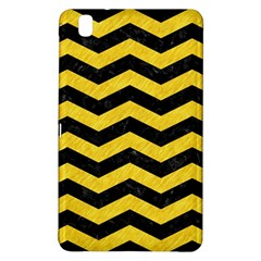 Chevron3 Black Marble & Yellow Colored Pencil Samsung Galaxy Tab Pro 8 4 Hardshell Case