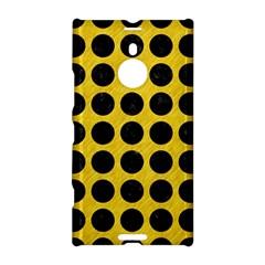 Circles1 Black Marble & Yellow Colored Pencil Nokia Lumia 1520