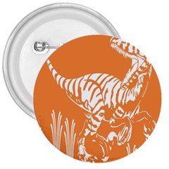 Animals Dinosaur Ancient Times 3  Buttons