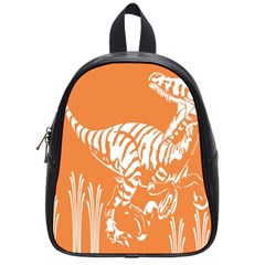 Animals Dinosaur Ancient Times School Bag (small)