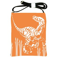 Animals Dinosaur Ancient Times Shoulder Sling Bags