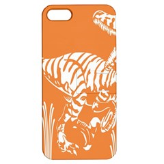 Animals Dinosaur Ancient Times Apple Iphone 5 Hardshell Case With Stand