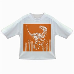 Animals Dinosaur Ancient Times Infant/toddler T Shirts