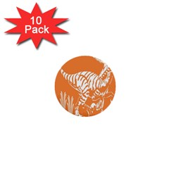 Animals Dinosaur Ancient Times 1  Mini Buttons (10 Pack)