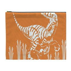 Animals Dinosaur Ancient Times Cosmetic Bag (xl)