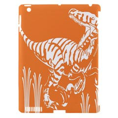 Animals Dinosaur Ancient Times Apple Ipad 3/4 Hardshell Case (compatible With Smart Cover)