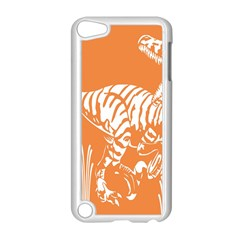 Animals Dinosaur Ancient Times Apple Ipod Touch 5 Case (white)