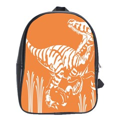 Animals Dinosaur Ancient Times School Bag (xl)