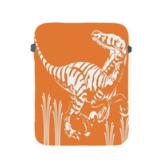 Animals Dinosaur Ancient Times Apple Ipad 2/3/4 Protective Soft Cases