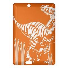 Animals Dinosaur Ancient Times Amazon Kindle Fire Hd (2013) Hardshell Case