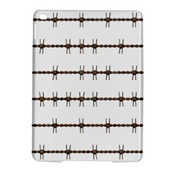 Barbed Wire Brown Ipad Air 2 Hardshell Cases