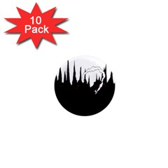City History Speedrunning 1  Mini Magnet (10 Pack)