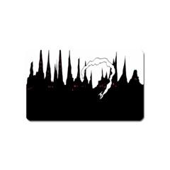 City History Speedrunning Magnet (name Card)
