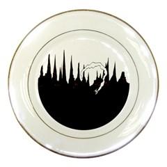 City History Speedrunning Porcelain Plates
