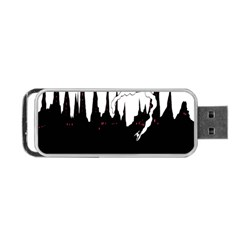 City History Speedrunning Portable Usb Flash (one Side)