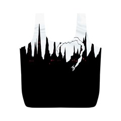 City History Speedrunning Full Print Recycle Bags (m)