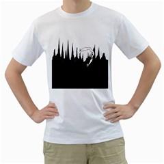 City History Speedrunning Men s T Shirt (white)
