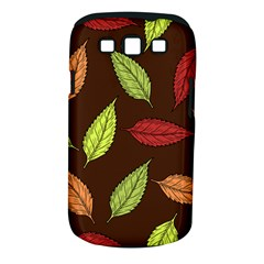 Autumn Leaves Pattern Samsung Galaxy S Iii Classic Hardshell Case (pc+silicone)