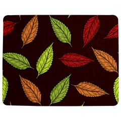 Autumn Leaves Pattern Jigsaw Puzzle Photo Stand (rectangular)