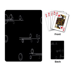 Feedback Loops Motion Graphics Piece Playing Card