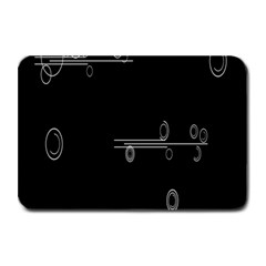 Feedback Loops Motion Graphics Piece Plate Mats