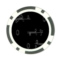 Feedback Loops Motion Graphics Piece Poker Chip Card Guard
