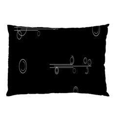 Feedback Loops Motion Graphics Piece Pillow Case