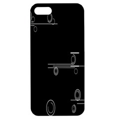 Feedback Loops Motion Graphics Piece Apple Iphone 5 Hardshell Case With Stand