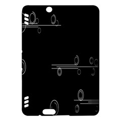 Feedback Loops Motion Graphics Piece Kindle Fire Hdx Hardshell Case