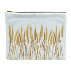 Wheat Plants Cosmetic Bag (xl)
