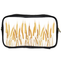 Wheat Plants Toiletries Bags