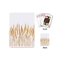 Wheat Plants Playing Cards (mini)