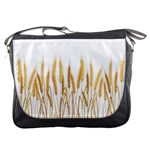 Wheat Plants Messenger Bags Front